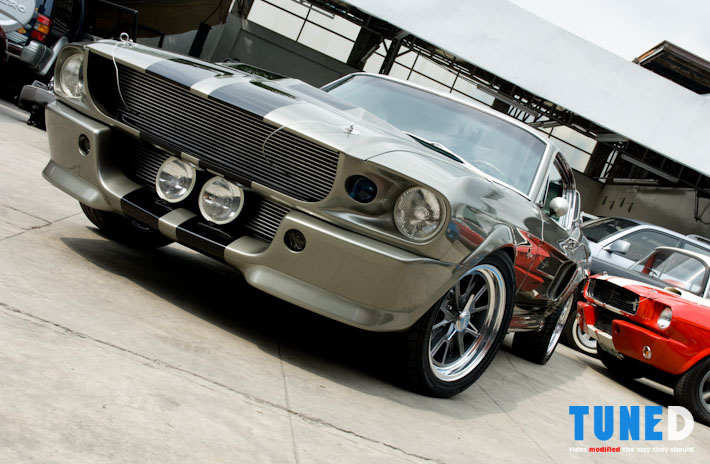 Project eleanor 1967 ford mustang tuned the 1967 ford mustang fastback is an improvement from the standard version featuring a jazzy new body a wider track for better road holding a more diverse publicscrutiny Images