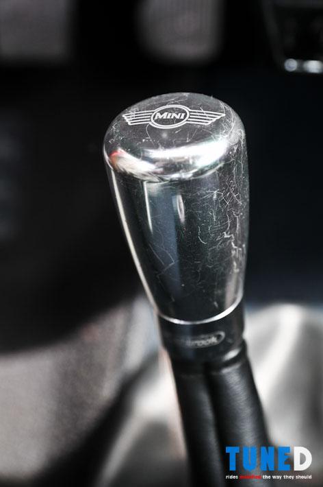 Mini R classic Mini Cooper meets Type R Tuned