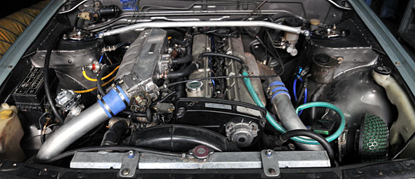 Drift Car Build Up Engine Drivetrain And Wiring Tuned