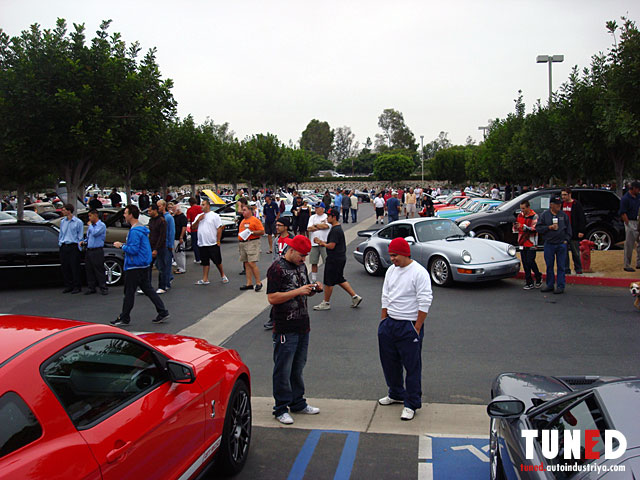 Cars and Coffee Experience