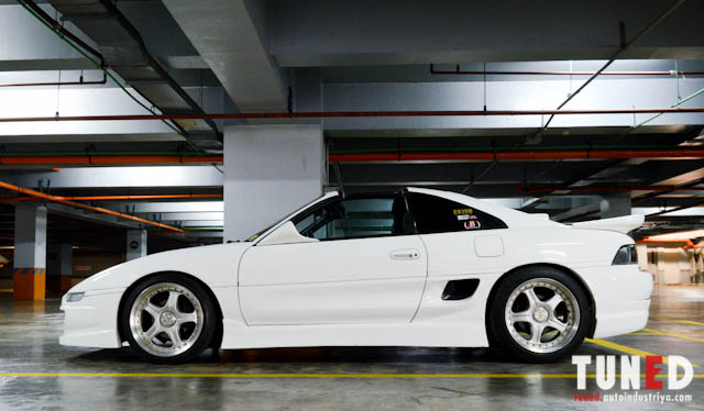 Mister2smooth Toyota Mr2 Tuned
