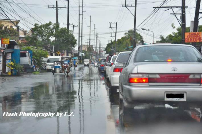 Raining EZ Ligaya