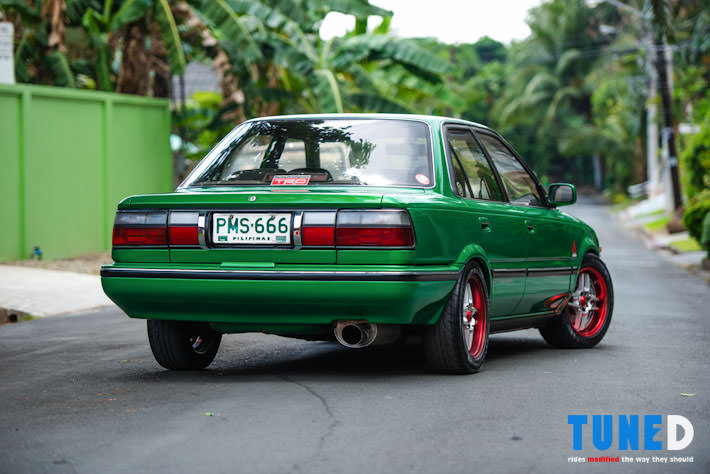 All Grown Up The Small Body Ae92 Toyota Corolla Tuned