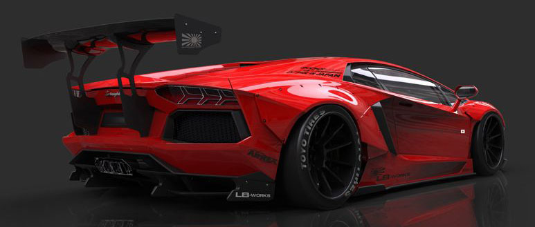 The Gallery For Gt Customized Lamborghini Aventador