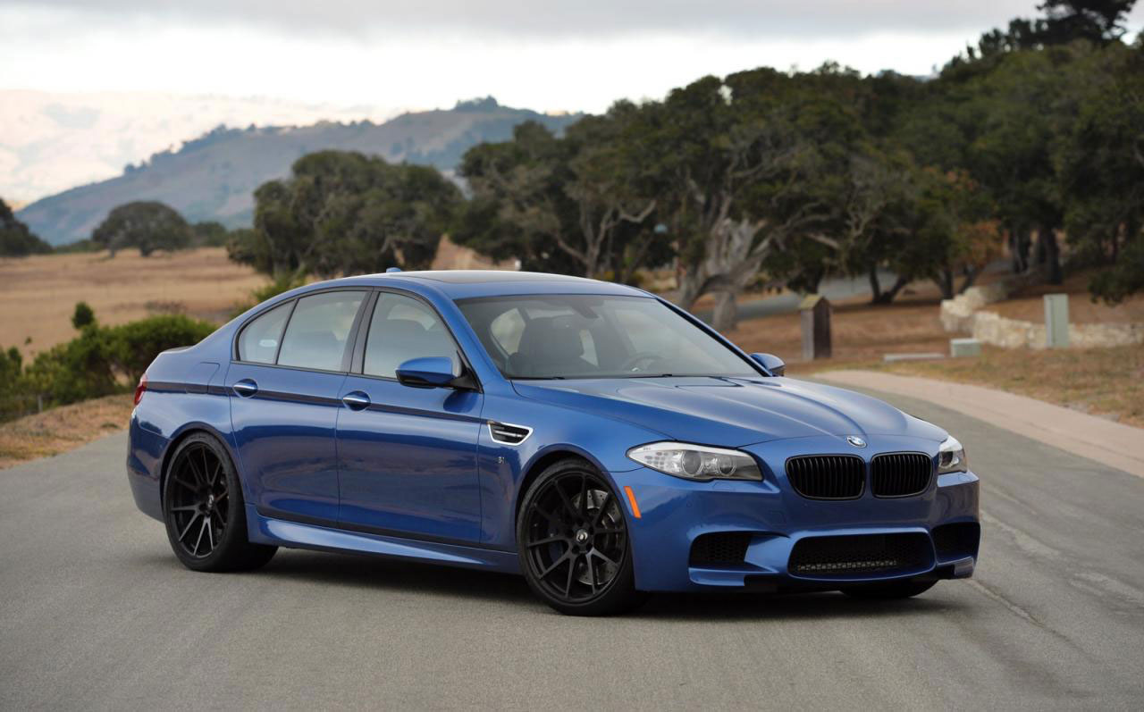 Dinan Gives The F10 Bmw M5 A Serious Tune Tuned