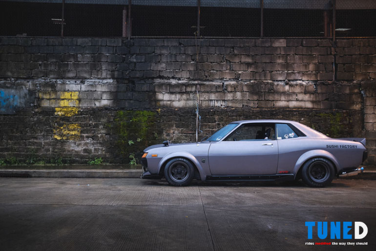 The Storyteller Sushi Machine S Celica Tuned