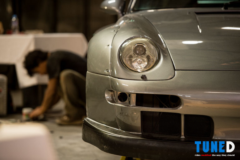 Rough Recipe -RWB Porsche-16