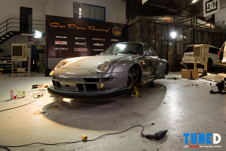 Rough Recipe -RWB Porsche-8
