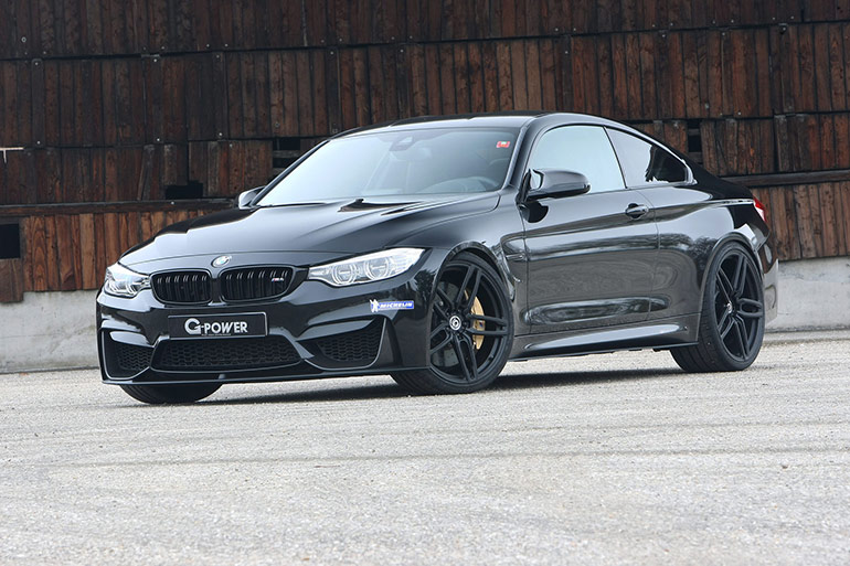 g-power reveals upgrade packages for 2014 bmw m3, m4 - tuned