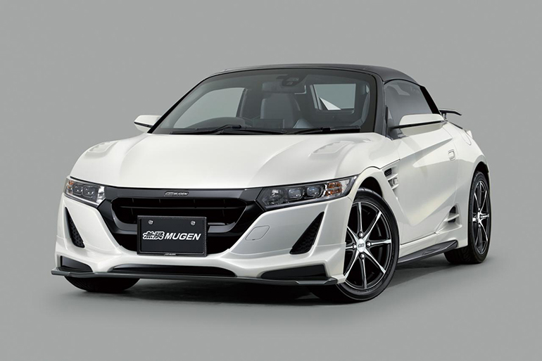 Mugen Spruces Up The Honda S660 Tuned