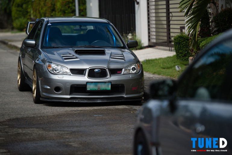 Evolution  Wait, that's not right: A Decade of STI - Tuned